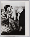 View Photograph of a woman, Jean, with a fur coat digital asset number 0