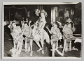 View Photograph of five female performers and one male performer digital asset number 0