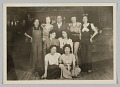 View Photograph of Leroy Broomfield and the Ubangi Club dancers digital asset number 0