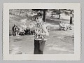 View Photograph of Birdie Warfield Edison in a park digital asset number 0