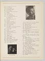 "View Program from the Billie Holiday/Louis Armstrong ""Birth of the Blues"" concert digital asset number 1"