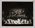 View Photograph of a performance with a band, dancers, and singer digital asset number 0