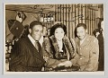 View Photograph of two men and a woman taken at the Ubangi Club digital asset number 0