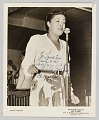 View Photograph of Billie Holiday digital asset number 0