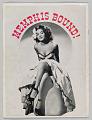View Souvenir program for Memphis Bound! digital asset number 3