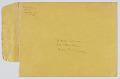 View Envelope addressed to Maxine Sullivan digital asset number 0