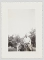 View Photographic print of a man on horseback digital asset number 0