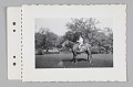 View Packet of four black and white photographs and one negative digital asset number 6