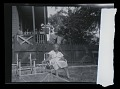 View Packet of four black and white photographs and one negative digital asset number 10
