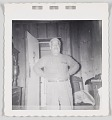 View Photographic print of Cliff Jackson standing with his arms akimbo digital asset number 0