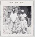 View Photographic print of Orville Williams and Cliff Jackson digital asset number 0