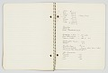 View Notebook owned by Maxine Sullivan digital asset number 22