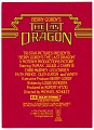 View Invitation for a buffet dinner following screening of The Last Dragon digital asset number 1