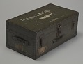 View Trunk used by Tuskegee Airman 2d Lt. James McCullin digital asset number 1