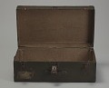 View Trunk used by Tuskegee Airman 2d Lt. James McCullin digital asset number 4