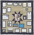 View Memorial Quilt for Tuskegee Airman 2d Lt. James McCullin digital asset number 0