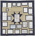 View Memorial Quilt for Tuskegee Airman 2d Lt. James McCullin digital asset number 2