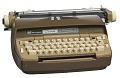 View Coronet Automatic 12 electric typewriter owned by Robert Churchwell digital asset number 0