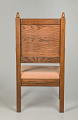 View Pulpit chair from Saint Augustine Catholic Church of New Orleans digital asset number 2