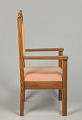 View Pulpit chair from Saint Augustine Catholic Church of New Orleans digital asset number 3