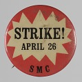 View Pinback button for the Student Mobilization Committee digital asset number 0