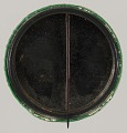 """View Pinback button with the text """"Black Roots The Soul Of The Earth"""" digital asset number 1"""