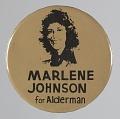 View Pinback button for Marlene Johnson digital asset number 0