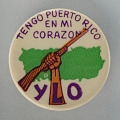 View Pinback button for the Young Lords Organization digital asset number 0