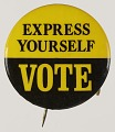 View Pinback buttons for voting rights digital asset number 2