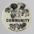 View Pinback button for the CDA Community Staff Action Committee digital asset number 0
