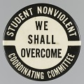 View Pinback button for the Student Nonviolent Coordinating Committee digital asset number 0