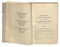 View <I>Proceedings of the Special and Annual Communications of the Most Worshipful Prince Hall Grand Lodge, 1914-1915</I> digital asset number 4