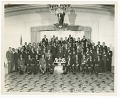 View Group portrait of Alpha Phi Alpha fraternity digital asset number 0