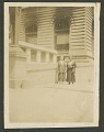 View Photograph album page with three photographs digital asset number 2