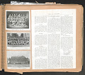 View Scrapbook compiled by W.D. Williams while attending Hampton Institute digital asset number 8