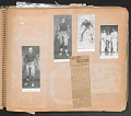 View Scrapbook compiled by W.D. Williams while attending Hampton Institute digital asset number 10