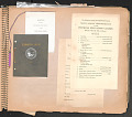View Scrapbook compiled by W.D. Williams while attending Hampton Institute digital asset number 42