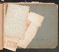 View Scrapbook compiled by W.D. Williams while attending Hampton Institute digital asset number 75