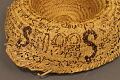 View Straw sombrero hat associated with Civil Rights campaign, Camden, Alabama digital asset number 7