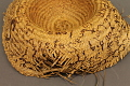View Straw sombrero hat associated with Civil Rights campaign, Camden, Alabama digital asset number 8