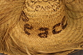 View Straw sombrero hat associated with Civil Rights campaign, Camden, Alabama digital asset number 11