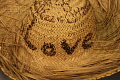 View Straw sombrero hat associated with Civil Rights campaign, Camden, Alabama digital asset number 12