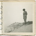 View Digital image of a Taylor family woman by a lighthouse on Martha's Vineyard digital asset number 0