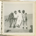 View Digital image of Taylor family members seaside on Martha's Vineyard digital asset number 0