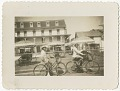 View Digital image of Taylor family women riding bicycles on Martha's Vineyard digital asset number 0