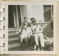 View Digital image of family members at the Taylor family home on Martha's Vineyard digital asset number 0