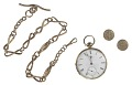 View Pocketwatch inscribed to William Lloyd Garrison from George Thompson digital asset number 2