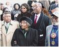 View Digital image of Tulsa Race Massacre survivors before Supreme Court Building digital asset number 0
