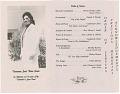 View Funeral program of Deaconess Josie Ware Lewis digital asset number 1