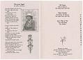 View Funeral program of Deaconess Josie Ware Lewis digital asset number 3
